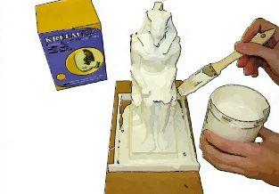 Glove mold 4