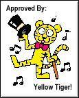 Yellow Tiger Award