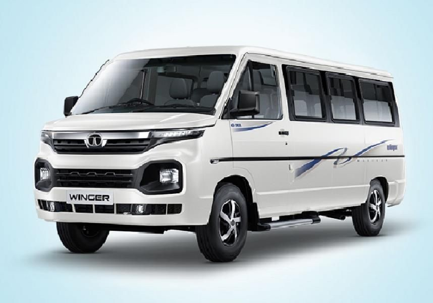 Tata Winger Luxury 9 Seater BS6
