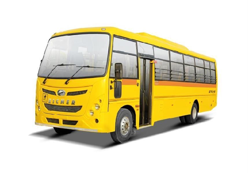 Eicher 2075H : Starline School 34 / 41 Seater BS6 Bus