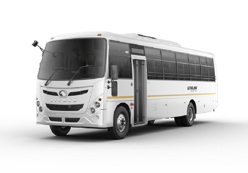 Eicher 2090L : Starline Executive 40 Seater BS6 Bus