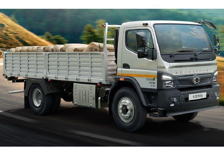 BharatBenz 1215R BS6 Truck