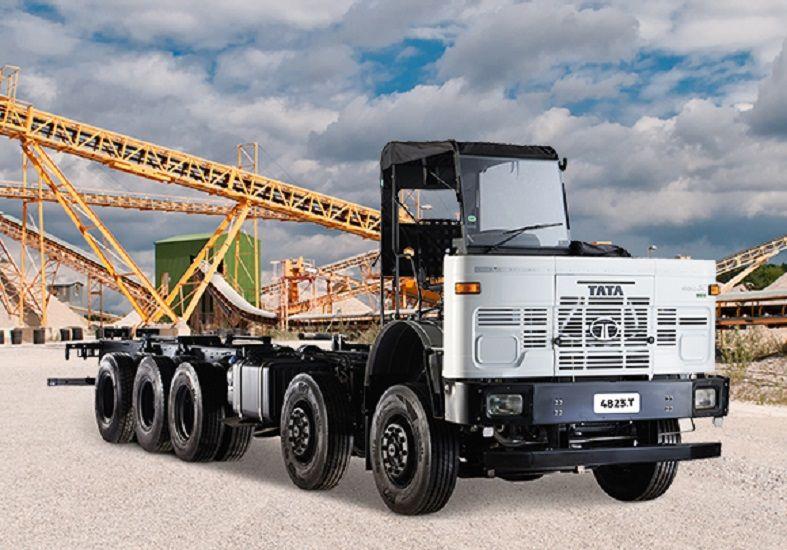 Tata LPT 4825 BS6 Truck
