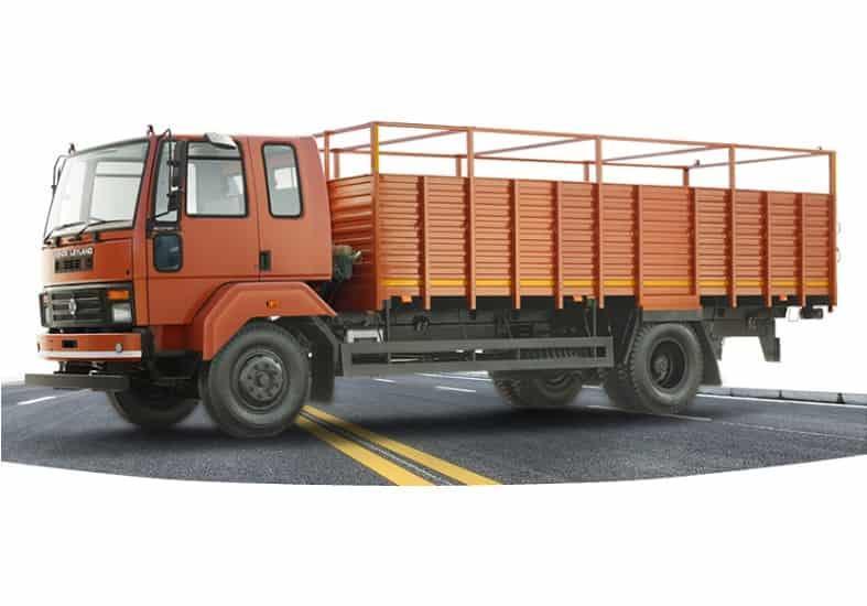 Ashok Leyland Ecomet 1415 Sleeper HE BS6 Truck