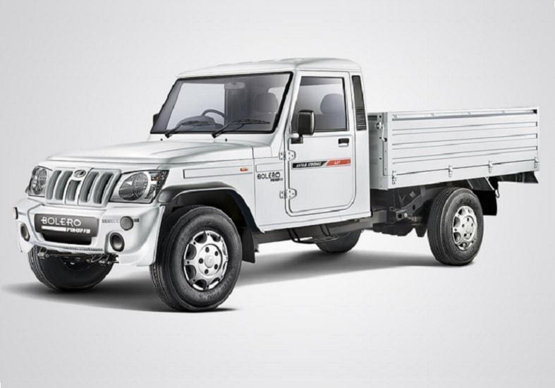 Mahindra Bolero Pik Up CNG BS6