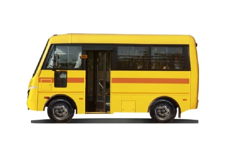 Tata Cityride School LP 410/29: 21 Seater BS6 Bus