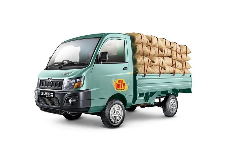 Mahindra Supro Mini Truck CNG BS6