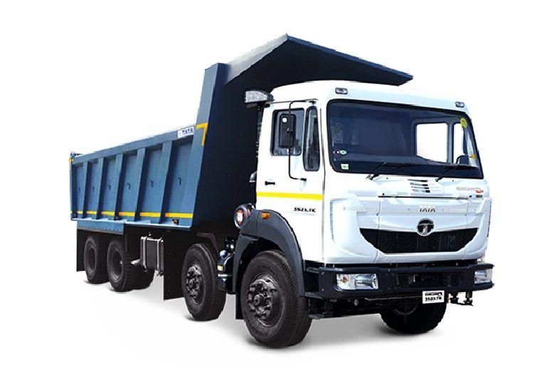 Tata Signa 3523.TK Lift Axle BS6 Tipper