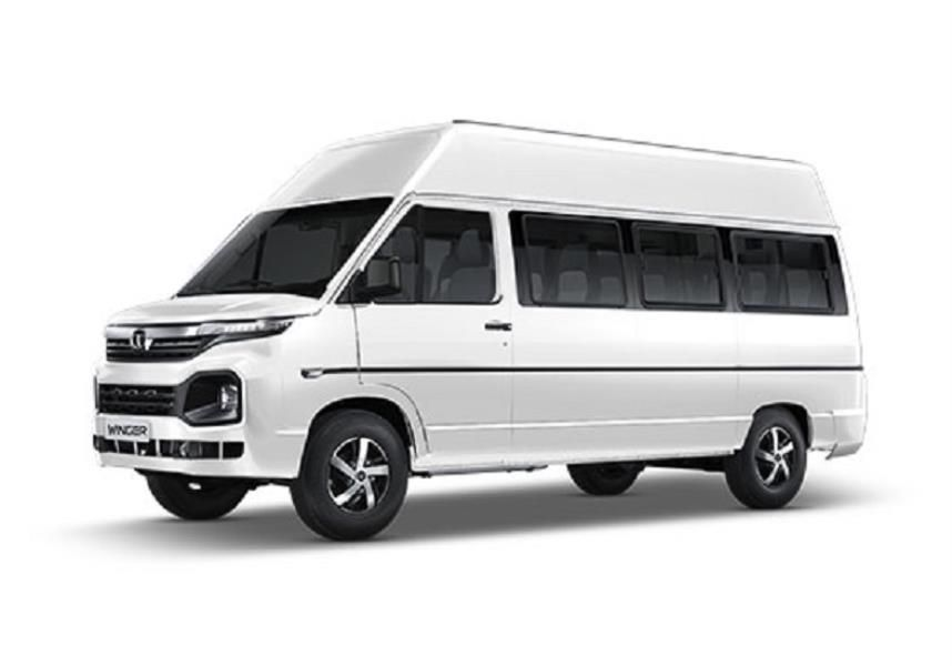 Tata Winger 3488 : 12 / 15 Seater BS6