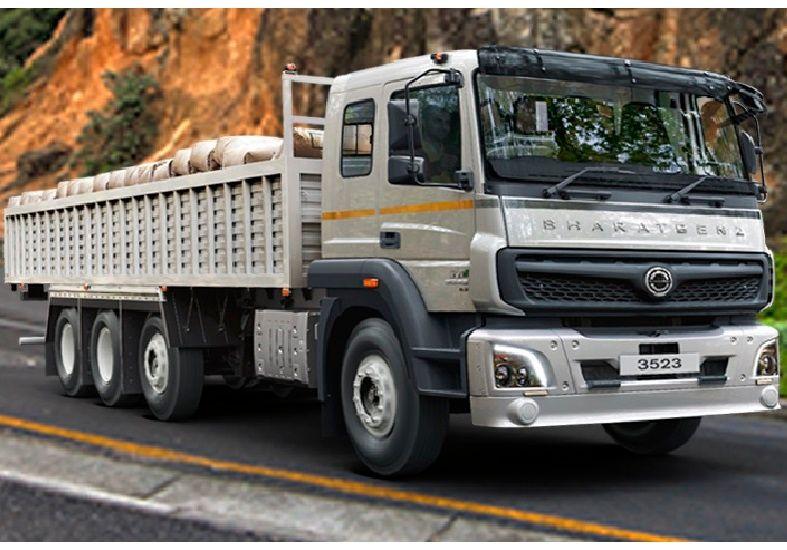 BharatBenz 3523R BS6 Truck