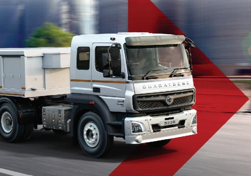BharatBenz 5228T BS6