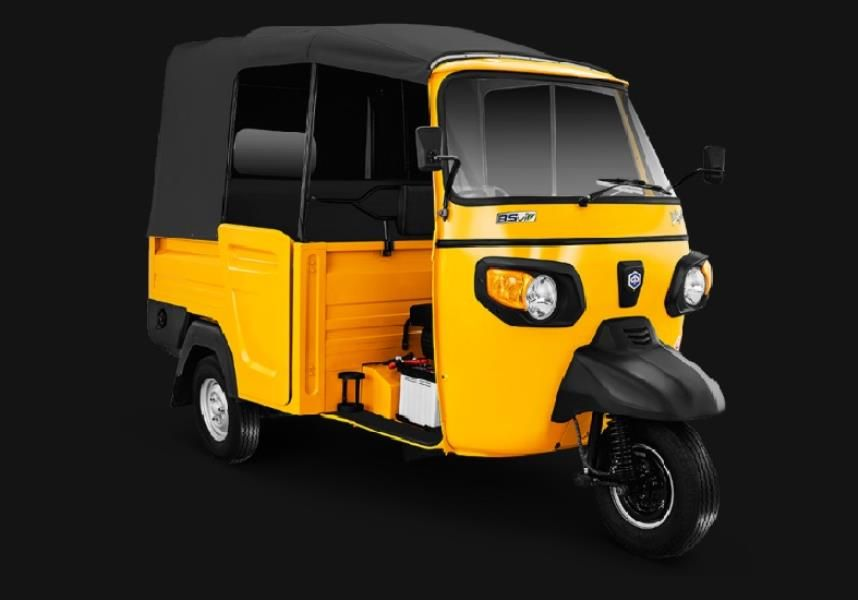 Piaggio Ape Auto DX Diesel BS6