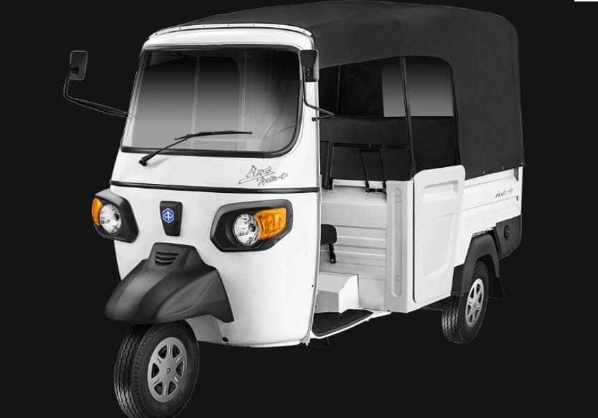 Piaggio Ape Auto Plus Diesel BS6