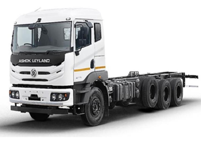 Ashok Leyland 4120 BS6 Truck