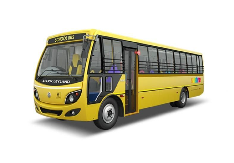 Ashok Leyland Sunshine : 39 / 49 Seater BS6 Bus
