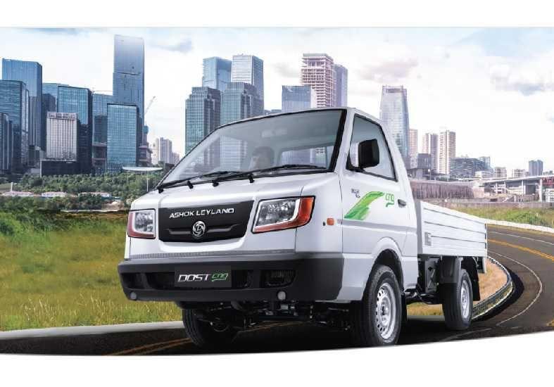 Ashok Leyland Dost CNG BS6