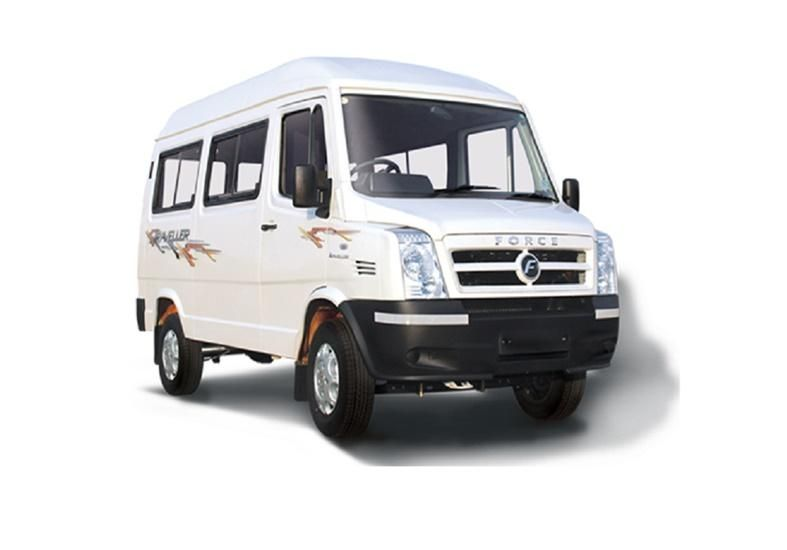 Force Traveller 3050: 9 / 12 / 13 Seater BS6