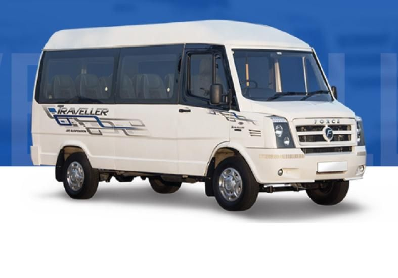 Force Traveller 3350 Super: 9 / 12 / 13 / 14 Seater