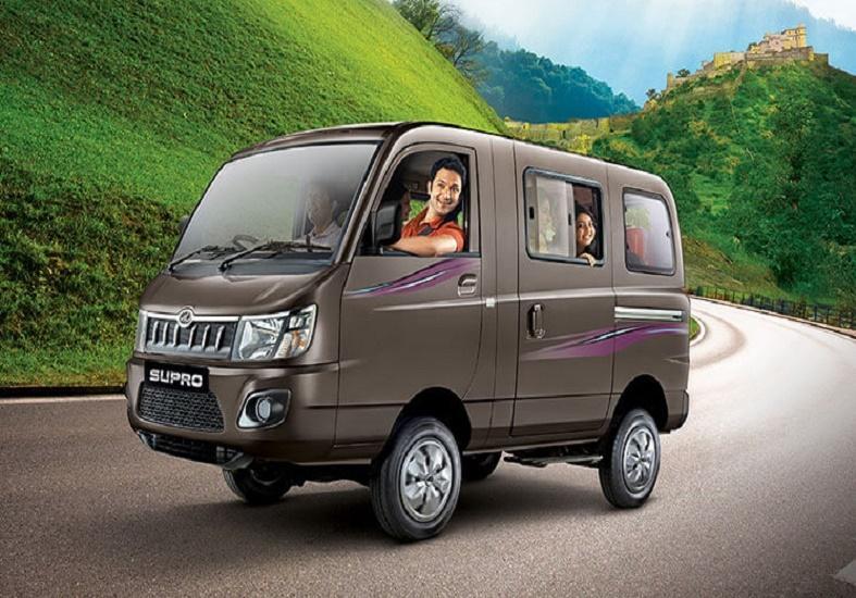 Mahindra Supro BS6