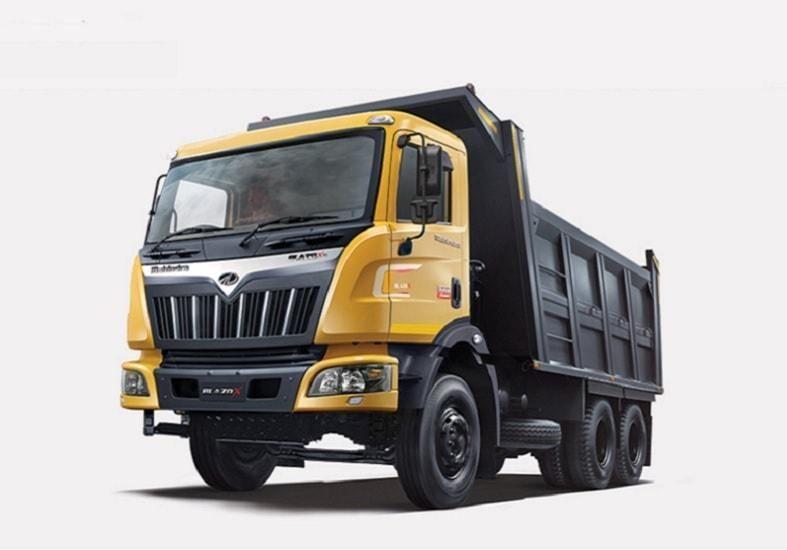 Mahindra Blazo X 28 BS6 Tipper