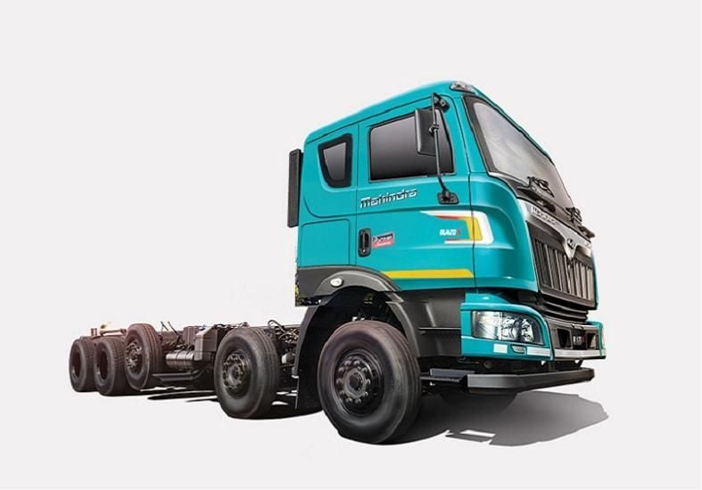 Mahindra Blazo X 42 BS6 Truck
