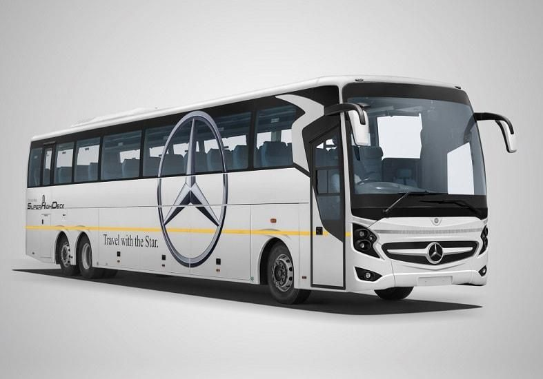 Mercedes Benz 2441 Super High Deck Coach Bus