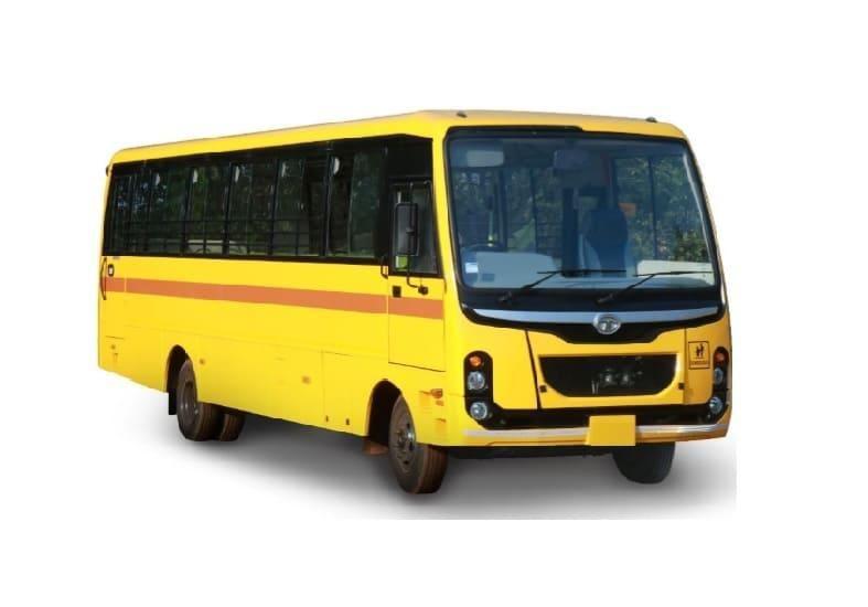 Tata LP 407 : Cityride 26 / 31 Seater Bus
