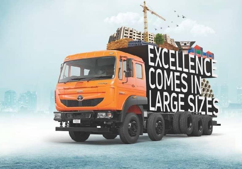 Tata LPT 4823 Truck
