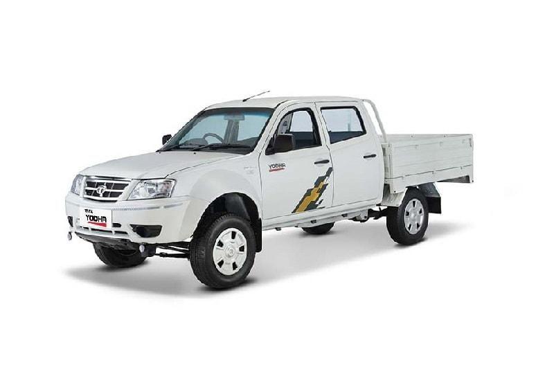 Tata Xenon Yodha Crew Cab BS6