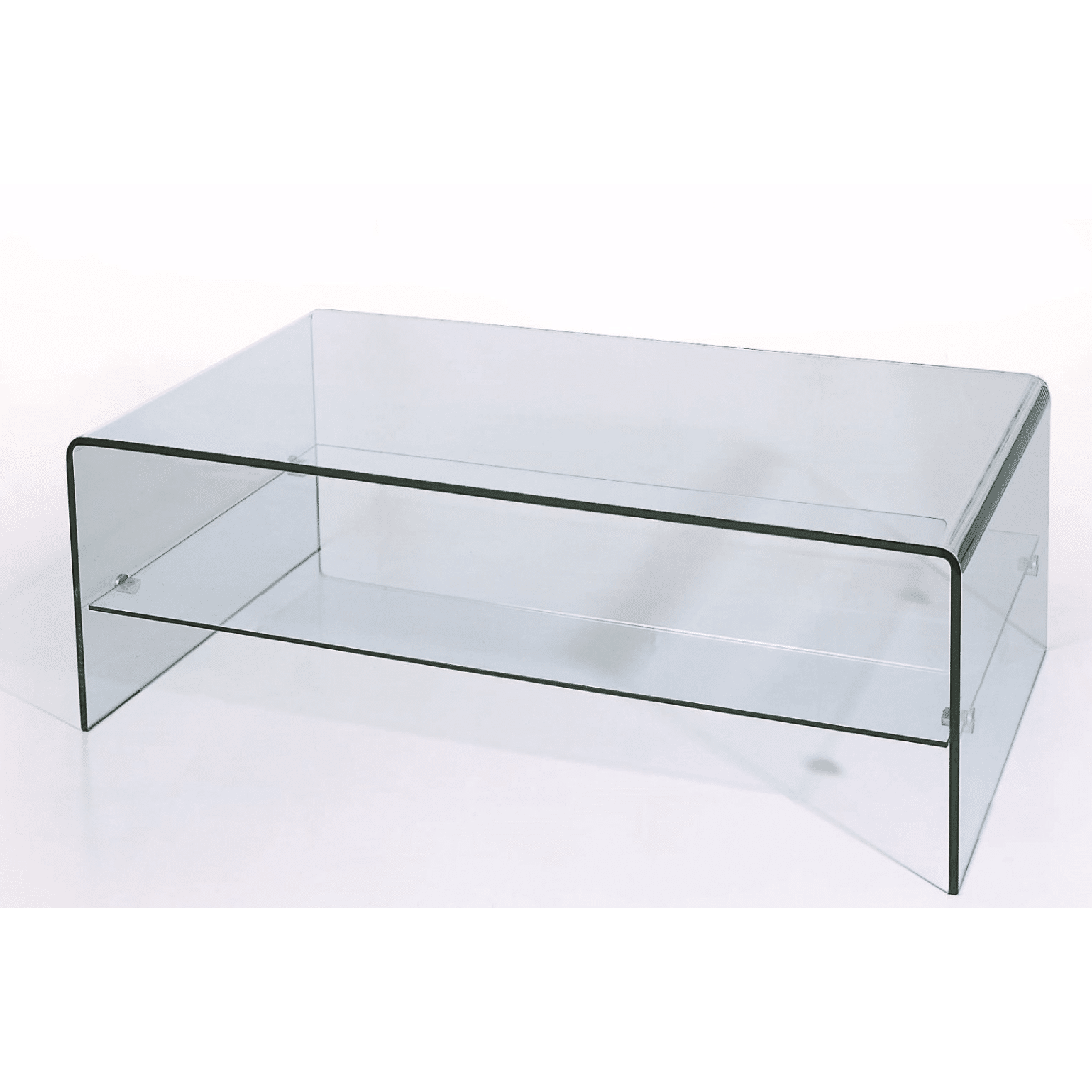 Curved Glass Coffee Table Curated Spaces [ 2731 x 2048 Pixel ]