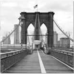 ✅ Wall Art Brooklyn Bridge Flag | VivaSalotti.com | pic1