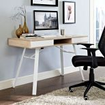 ✅ Stir Office Desk (Oak) | VivaSalotti.com | pic