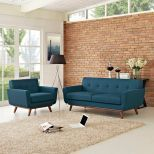 ✅ Engage Armchair and Loveseat Set of 2 (Azure) | VivaSalotti.com | pic5