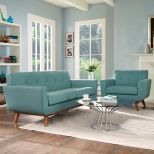 ✅ Engage Armchair and Loveseat Set of 2 (Laguna) | VivaSalotti.com | pic