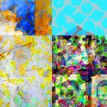 ✅ POETIC COLLAGE - Limited Edition of 1 Artwork by Scott Gieske | VivaSalotti.com | pic8