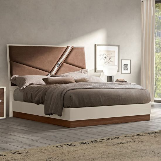 Letto King Size.Evolution Letto King Size Bed By Esf Vivasalotti Com