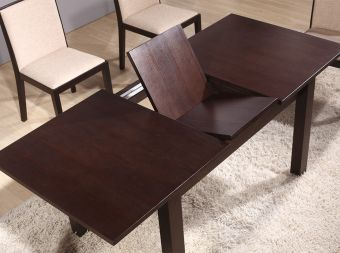 ✅ Release Extension Dining Table Wenge | VivaSalotti.com | pic4