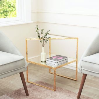 Planes Side Table