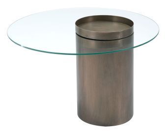 Emi Coffee Table Antique Gold