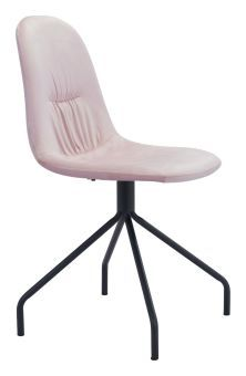 Slope Chair Pink (Set of 2)