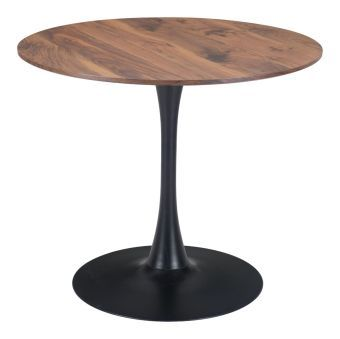 Opus Table Brown & Black