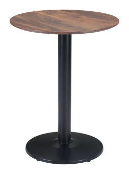 Alto Bistro Table Brown & Black