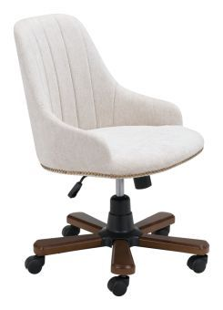 Gables Office Chair Off White