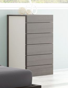 ✅ Maia 6 Drawer Chest | VivaSalotti.com | pic1