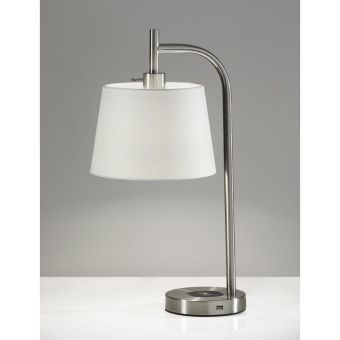 Drake AdessoCharge Table Lamp