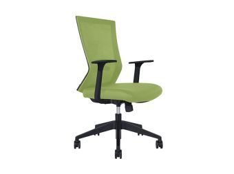 Rainbow Green Task Chair
