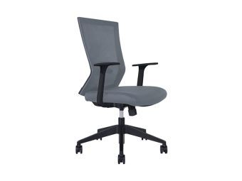 Rainbow Grey Task Chair