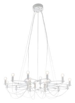 Scala Ceiling Lamp White