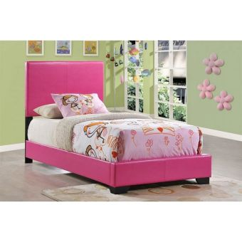 8103 PINK TWIN BED