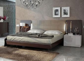 ✅ Barcelona Platform Queen Size Bed by ESF | VivaSalotti.com | pic18